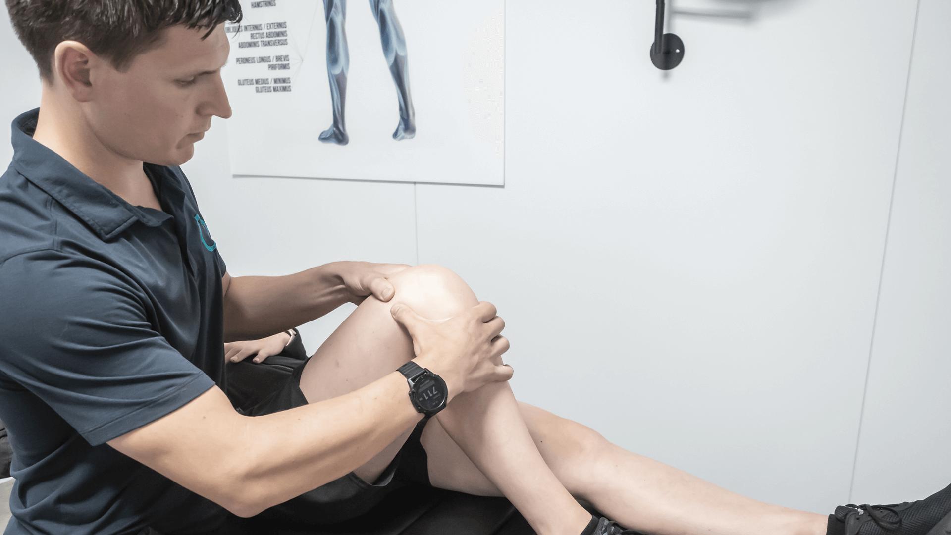 Heb jij last van een dikke knie?